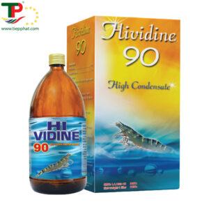 (Tiếng Việt) HIVIDINE 90