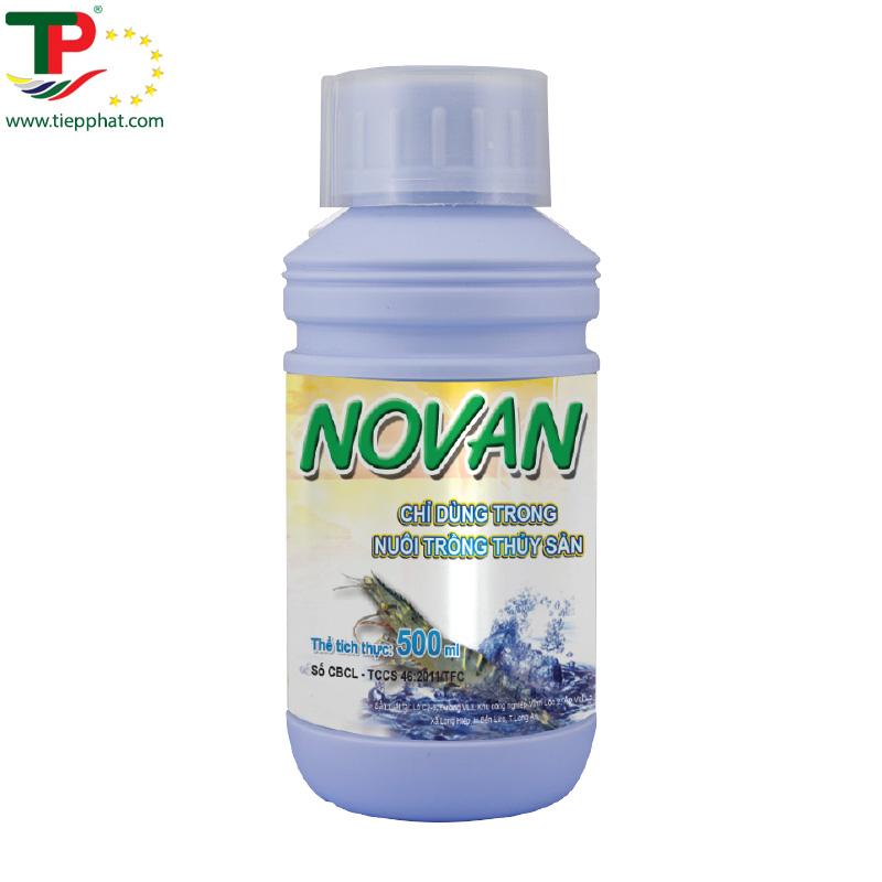 NOVAN giúp thúc đẩy nhanh quá trình tiêu hóa, hấp thụ thức ăn.