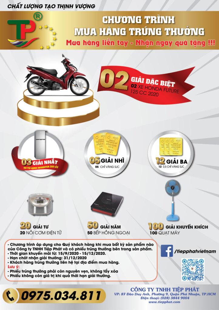 (Tiếng Việt) CHƯƠNG TRÌNH MUA HÀNG TRÚNG THƯỞNG 2020