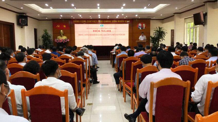 Hội nghị Phòng, Chống dịch bệnh Gia súc, Gia cầm và Thủy sản năm 2020