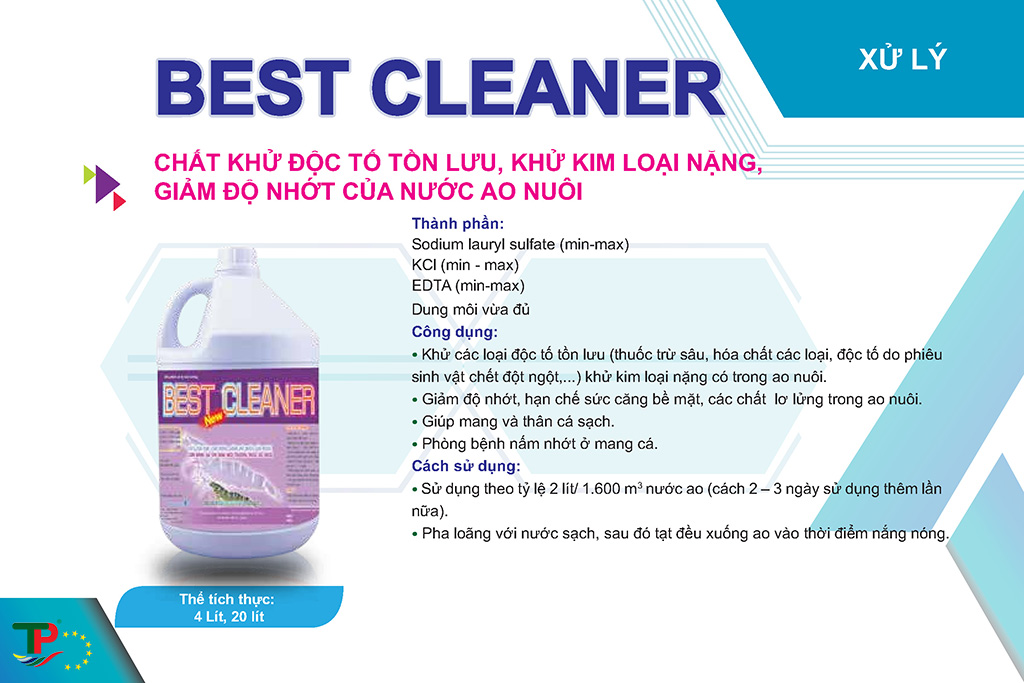 (Tiếng Việt) Sản phẩm XỬ LÝ › Thuốc Thủy Sản CÁ