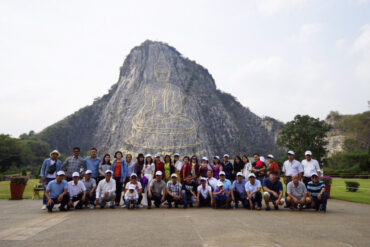 Tiệp Phát tổ chức chuyến du lịch Thái Lan cho Quý Khách Hàng và Đại Lý