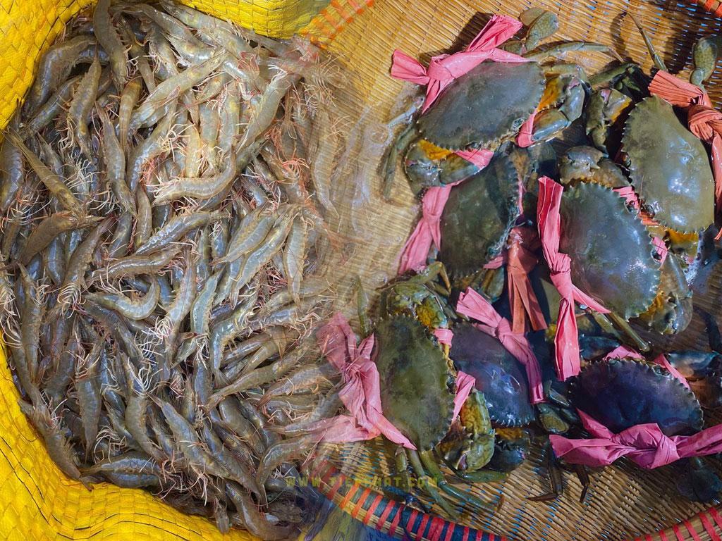 Trà Vinh: Giá nhiều loại thủy hải sản tăng cao